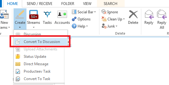 convert to discussion
